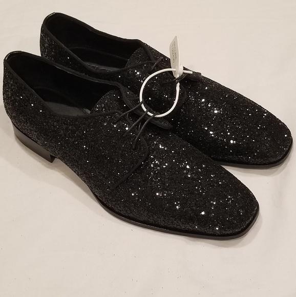Jimmy Choo Shoes Mens Glitter Dress Us10 Eu43 Poshmark